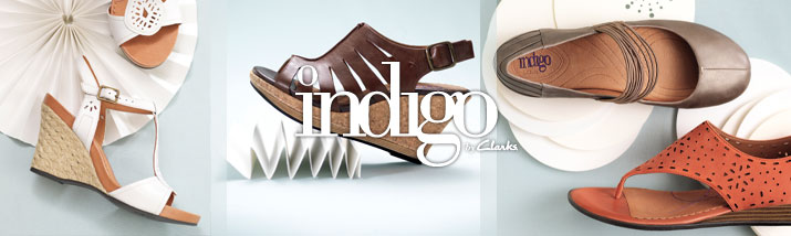 Indigo by Clarks - Fashionable Comfort Footwear for Women - Great Prices, Free Shipping.