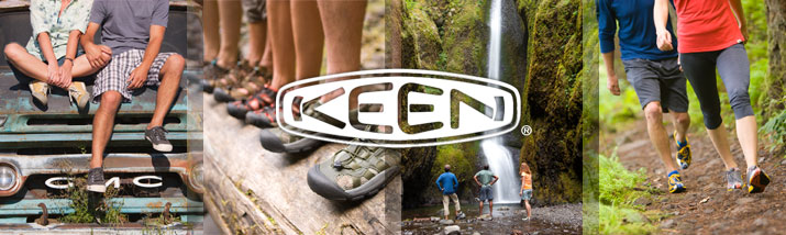 Keen Men's & Women's Outdoor Footwear - Great Prices, Free Shipping.