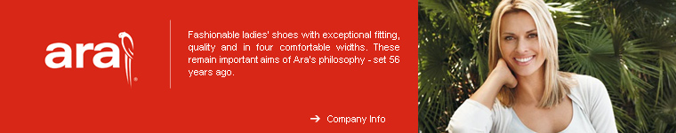 Ara Women's Shoes, Sandals and Boots for All Occasions - Great Prices, Free Shipping.