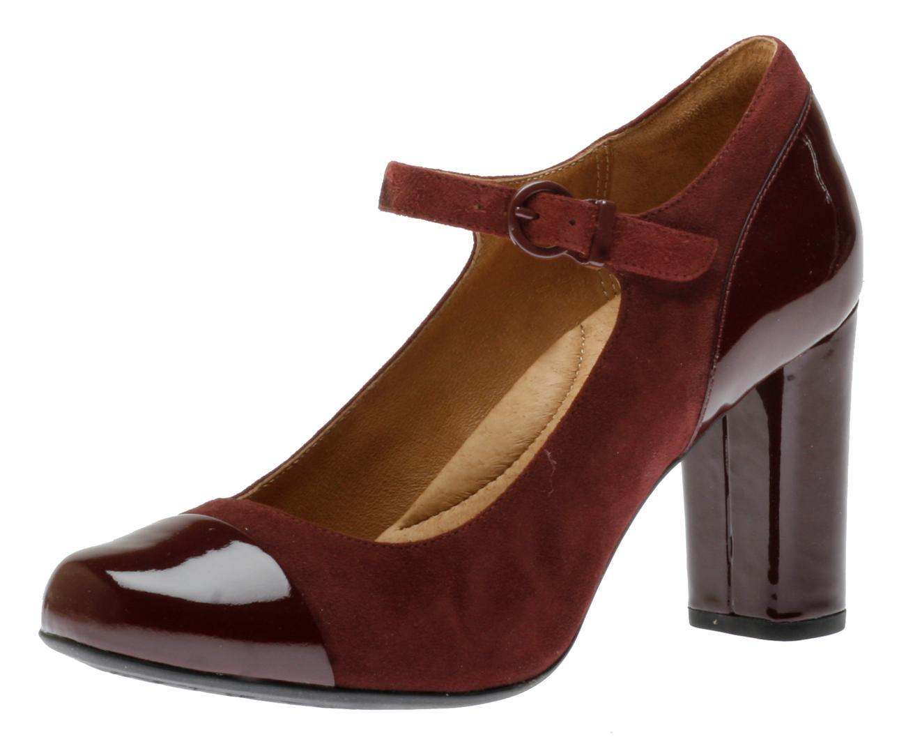 Pointed Toe Burgundy Woman Single Shoes Euramerican Style Silk Satin Leather Shallow Mouth Noble Women Dress