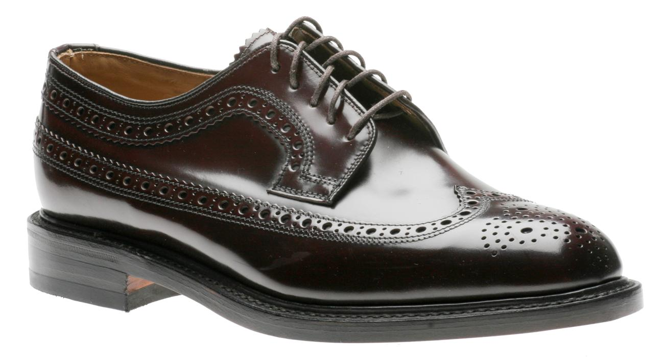 Loake Royal Burgundy