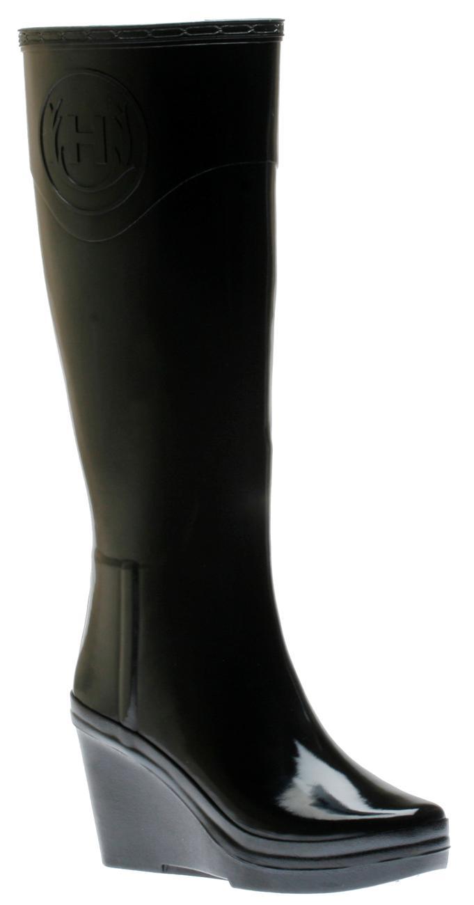 Wedge Rain Boots - Cr Boot